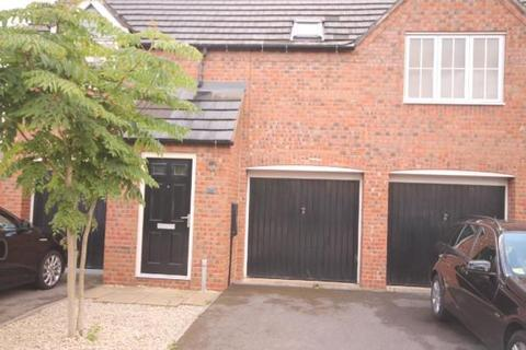 2 bedroom townhouse to rent - Attenborough Close, Wigston, HONEYWELL CLOSE LE18