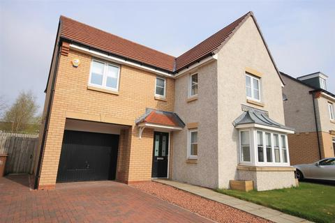 4 bedroom detached house for sale - Cook Crescent, Motherwell
