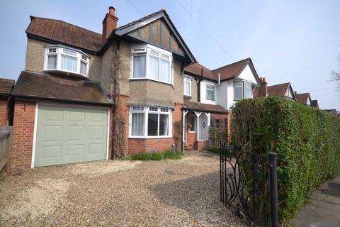 4 bedroom semi-detached house for sale - Buxton Avenue, Caversham Heights