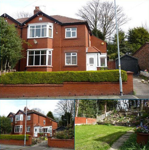 3 bedroom semi-detached house for sale - Alkrington Hall Road South, Alkrington, Middleton, Manchester, M24