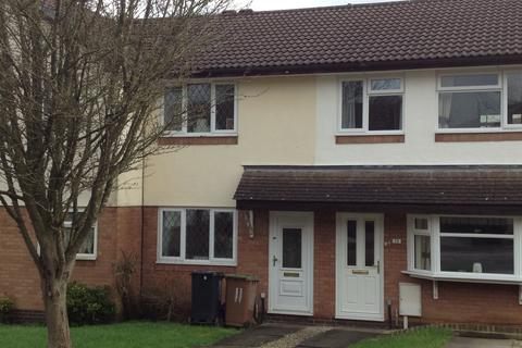 2 bedroom terraced house to rent - Oriel Road, Daventry NN11