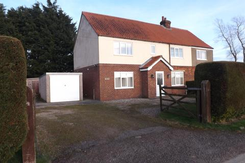 3 bedroom semi-detached house for sale - Field Lane, North Somercotes, Louth, LN11 7QA