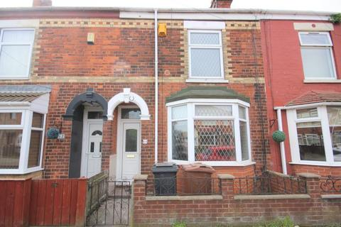 2 bedroom terraced house to rent - Ceylon Street, Marfleet Lane, HU9