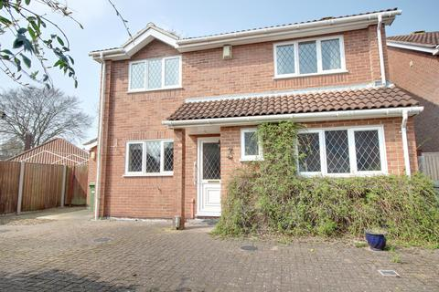 4 bedroom detached house for sale - BRONDE CLOSE, OLD CATTON, NORWICH