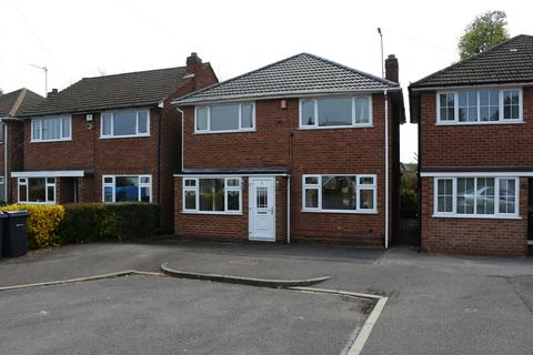 3 bedroom detached house to rent - Birches Close, Moseley, Birmingham B13