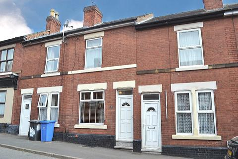 2 bedroom terraced house for sale -  Howe Street,  Derby, DE22