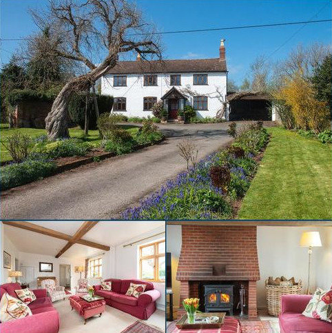 4 bedroom detached house for sale - Abbots Morton, Worcester, Worcestershire, WR7