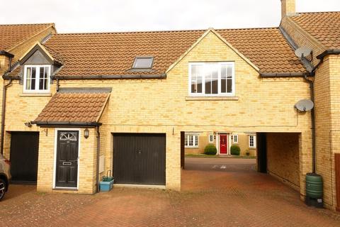 2 bedroom coach house to rent - Crawford Way, Oxley Park, Milton Keynes, MK4