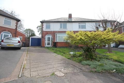3 bedroom semi-detached house to rent - Greenland Avenue, Leicester, LE5