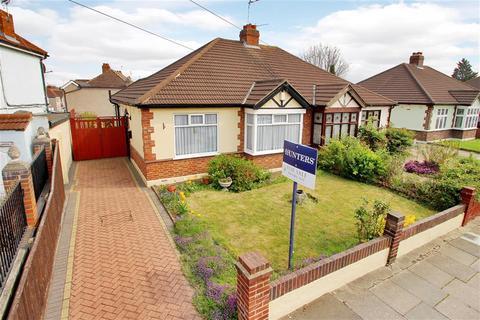 3 bedroom semi-detached bungalow for sale - Leechcroft Avenue, Sidcup, Kent, DA15 8RS