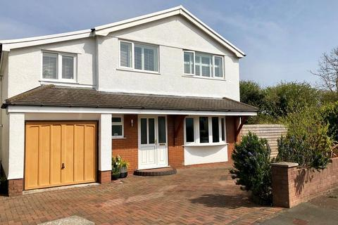 4 bedroom detached house for sale - Picket Mead Road, Newton, Swansea, West Glamorgan. SA3 4SA