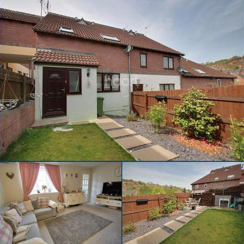 2 bedroom end of terrace house for sale - Holne Court, Exeter