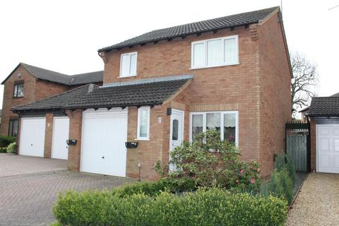 3 bedroom detached house for sale - Vienne Close, Duston, Northampton NN5 6HE