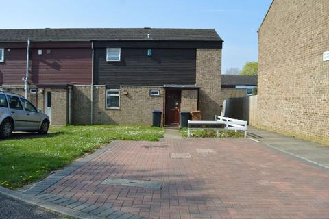 3 bedroom end of terrace house for sale - Tyes Court, Lings, Northampton NN3 8LW