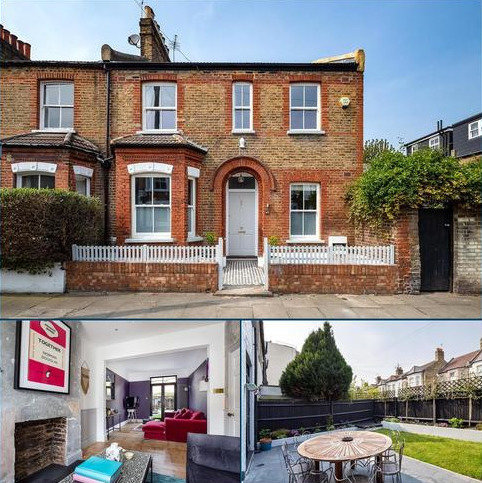 4 bedroom semi-detached house for sale - Chetwode Road, Wandsworth, London, SW17
