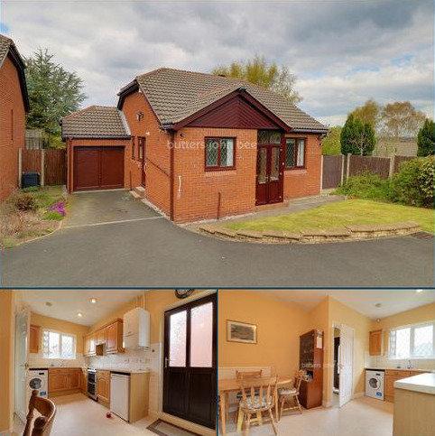 2 bedroom bungalow for sale - Galbraith Close, Congleton