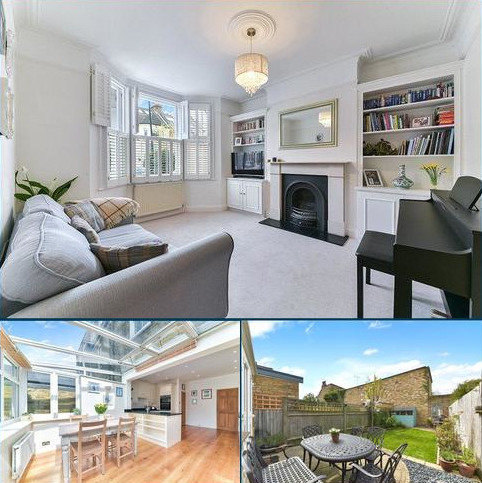 4 bedroom terraced house for sale - St. Albans Avenue, London, W4