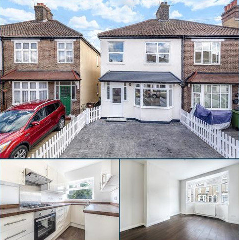 3 bedroom semi-detached house for sale - Queens Road Welling DA16