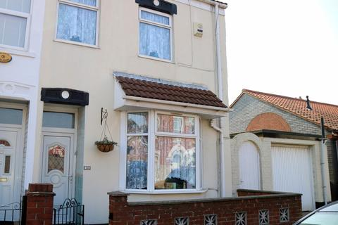 3 bedroom end of terrace house for sale - Brazil Street, Hull, East Riding of Yorkshire, HU9