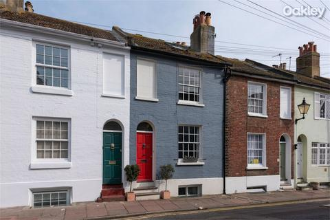 3 bedroom terraced house for sale - Queen's Gardens, Central Brighton, East Sussex