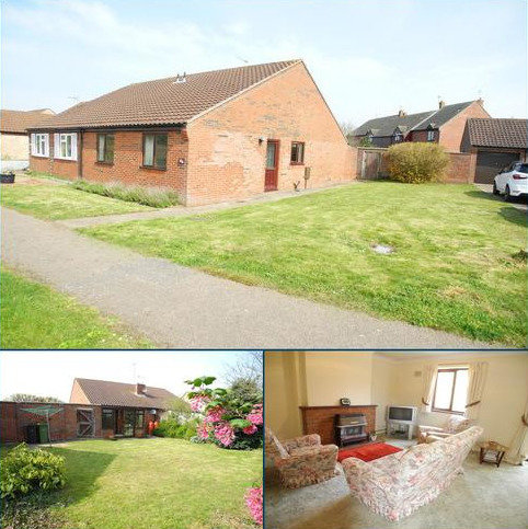 2 bedroom semi-detached bungalow for sale - Thwaite Road, Ditchingham, Bungay
