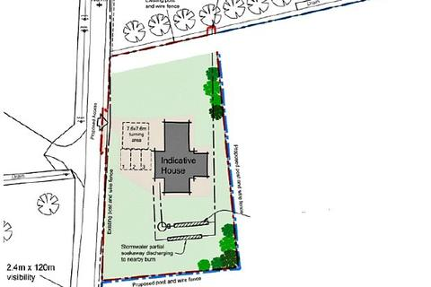 Land for sale - Site 1 & 0.61 Acres, New Aberdour, New Aberdour, Aberdeenshire, AB43