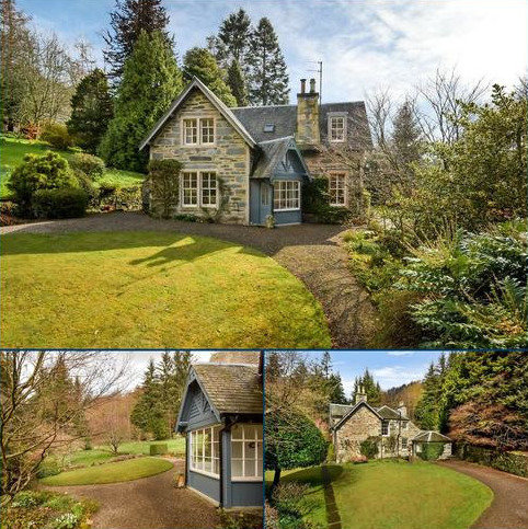 3 bedroom detached house for sale - Deans Cross, Dunkeld, Perthshire, PH8