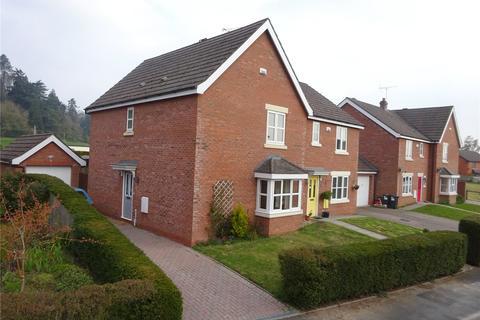 3 bedroom semi-detached house for sale - Silia Meadow, Presteigne, Powys