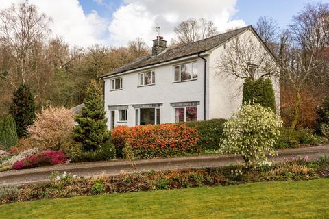 4 bedroom detached house for sale - Willows, Storrs Park, Bowness On Windermere, Cumbria, LA23 3LT