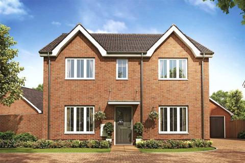 4 bedroom house for sale - Heather Gardens, Off Back Lane, Hethersett, Norwich