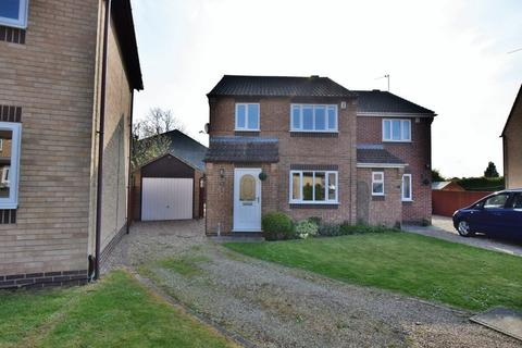 3 bedroom semi-detached house for sale - Adelaide Close, Waddington, Lincoln