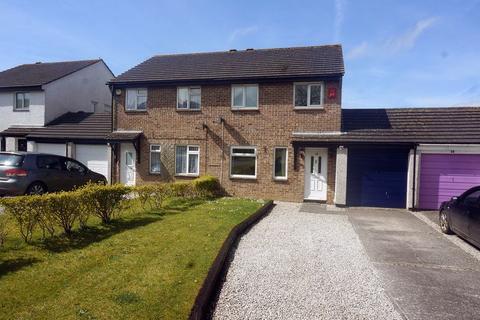 3 bedroom semi-detached house for sale - Beech Road, Callington