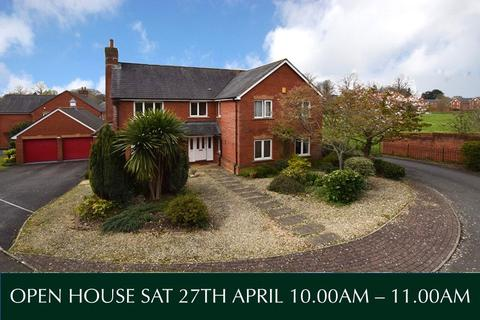 5 bedroom detached house for sale - Clyst Heath, Exeter