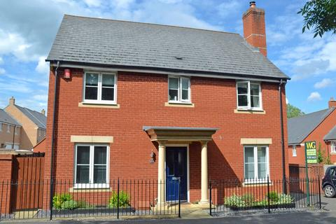 4 bedroom detached house for sale - Southam Fields, Exeter