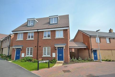 3 bedroom semi-detached house for sale - Porus Piece, Leighton Buzzard