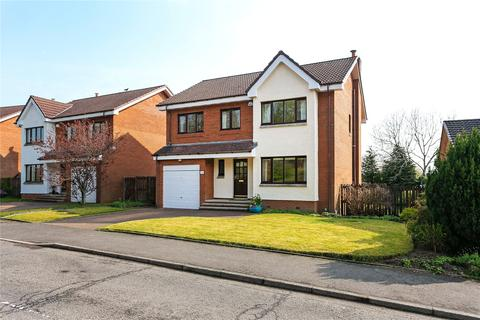 4 bedroom detached house for sale - Braidpark Drive, Giffnock, Glasgow