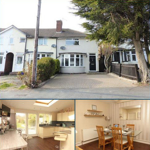2 bedroom semi-detached house for sale - Clarendon Road, Four Oaks, Sutton Coldfield