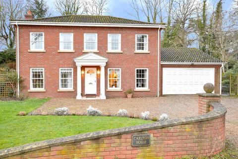 4 bedroom detached house for sale - Elveden Close, Norwich