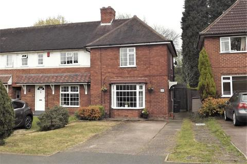2 bedroom terraced house for sale - Ebrook Road, Sutton Coldfield