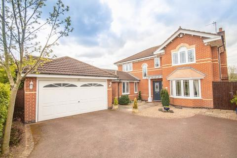 4 bedroom detached house for sale - Callow Hill Way, Heatherton Village