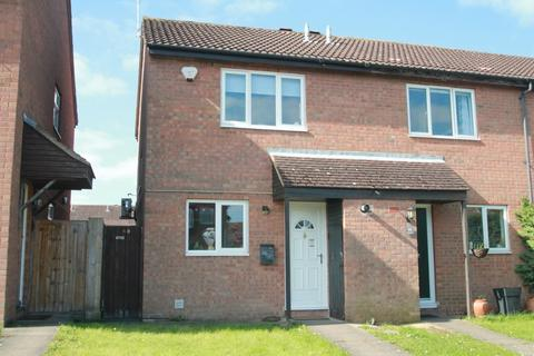2 bedroom end of terrace house for sale - Orwell Drive, Aylesbury