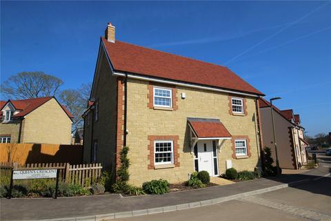 4 bedroom detached house for sale - Queens Crescent, Shrivenham, Oxfordshire, SN6
