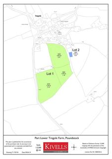 Land for sale - Poundstock, Bude