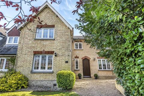 3 bedroom semi-detached house for sale - The Street, Snailwell, Newmarket, Suffolk, CB8
