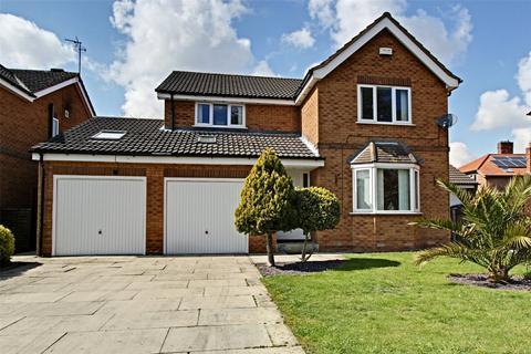 4 bedroom detached house for sale - Crofters Drive, Cottingham, HU16