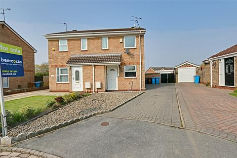 2 bedroom semi-detached house for sale - The Queensway, Hull, East Yorkshire, HU6