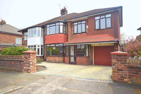 4 bedroom semi-detached house for sale - Fawley Road, Calderstones