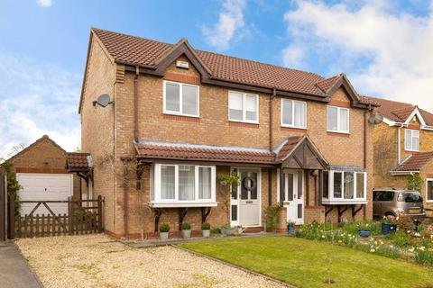 3 bedroom semi-detached house for sale - Thomas Gibson Drive, Horncastle