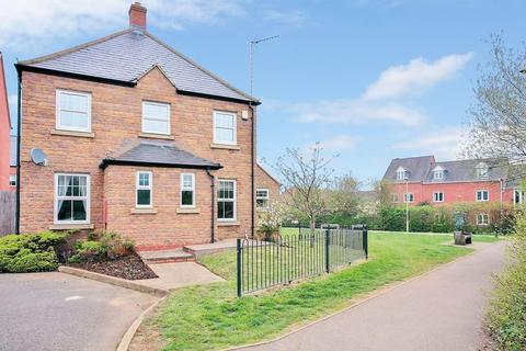 3 bedroom detached house for sale - 33 Rotary Way, Banbury