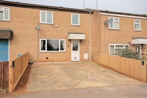 3 bedroom terraced house for sale - 6 Beaumaris Close, Banbury